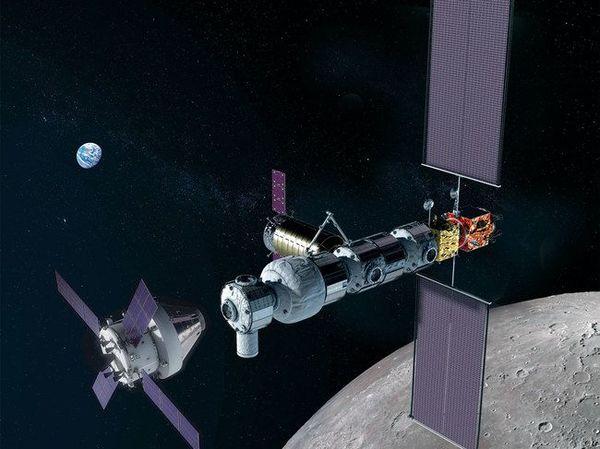 日本も参加し月を周回する宇宙ステーション建設へ