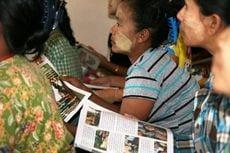 マイクロファイナンスでミャンマーの貧困層を救え!