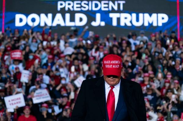 選挙 トランプ