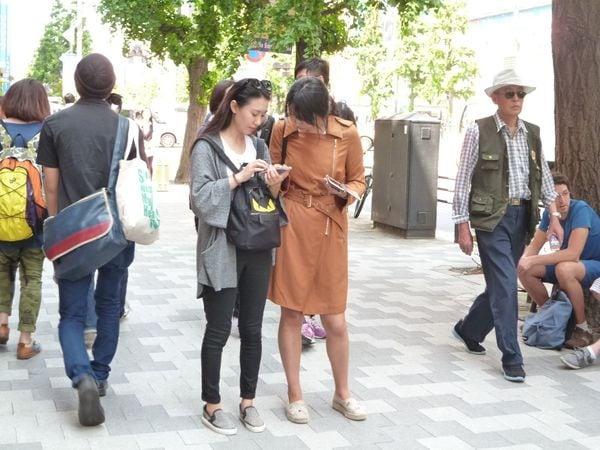「個人旅行客」の増加で中国のイメージが変わる?