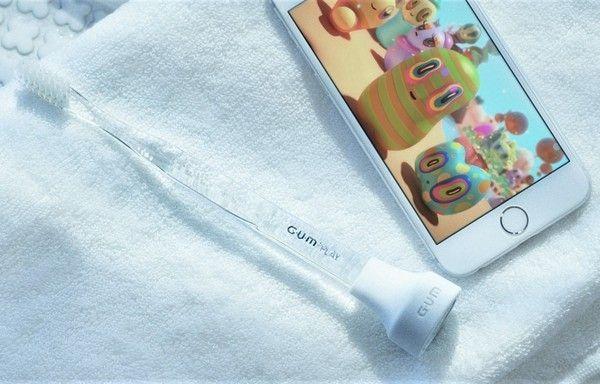 スマホと連動するスマート歯ブラシ「G・U・M PLAY」のできるまで<3>