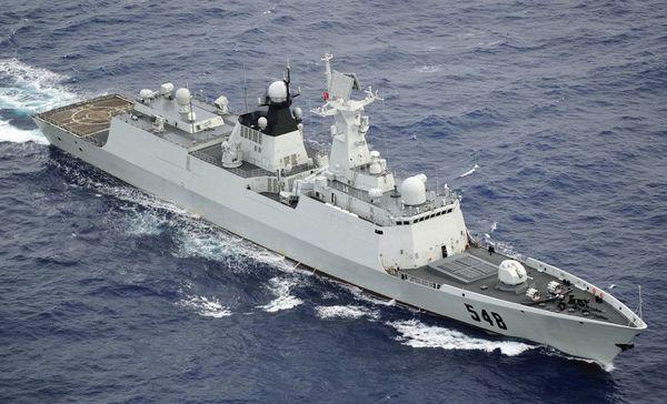 東アジアで中国海軍と米海軍の力が逆転する日