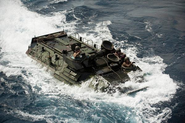 中国との島嶼攻防戦を視野に入れ始めた米軍