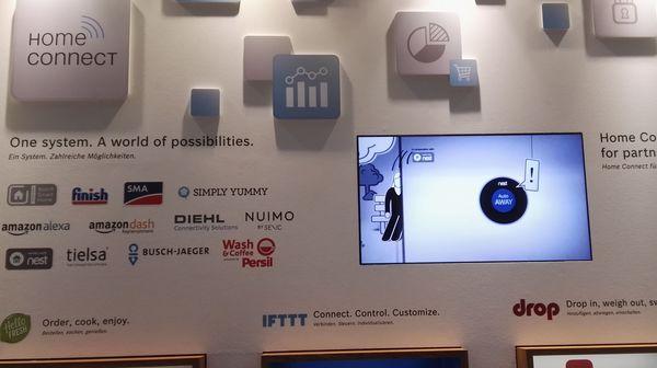 家電にオープン化の波、IoTで手を握る欧米メーカー