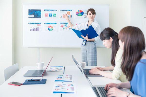 HR総研調査レポート:女性活躍